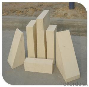 High Temperature Refractory Brick For Steel And Non-ferrous Metals Metallurgy