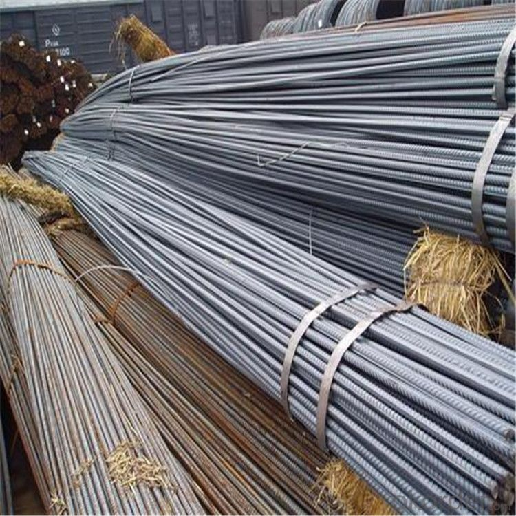 HRB335 Steel Rebar Deformed Steel Bar