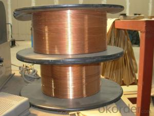 Copper Welding Wire with Good Quality