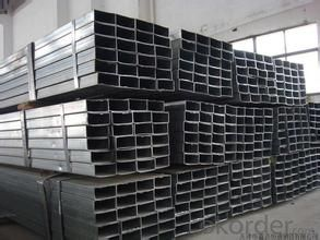 Square Hot Rolled Steel Pipe