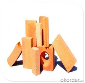 High Strength All Size Types of Refractory Brick
