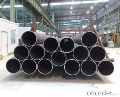 WELDED API 5L ERW STEELPIPE