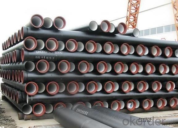 Ductile Iron Pipe ISO2531/EN545/EN598 DN1000