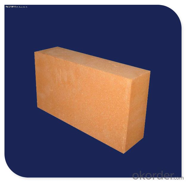Light Weight Silica Refractory Brick for Hot Blast Furnace made in China