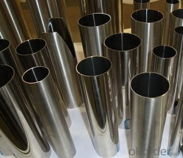 201 304 2B Stainless Steel Pipes