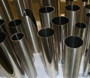 A269 Seamless Stainless Steel Pipe