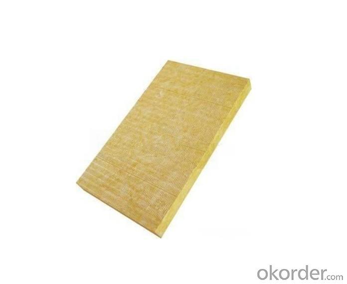 Fireproof Rock Wool Rock Wool Board with High Quality