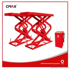 Scissor Lift With Ce/Auto And Car Used/Auto Lift