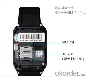 Smart Bluetooth Bracelet for Mobile Phone, Bluetooth Wrist Smart Watch Phone, Wristband Android
