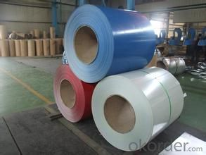 Prepainted Hot Dip Galvanized Steel Coil(PPGI COIL)