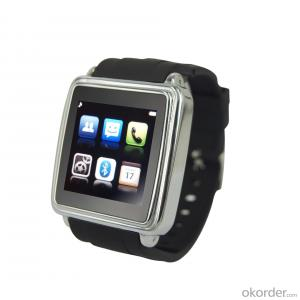 Factory Supply Bluetooth WristWatch Watch u8 Smart Watch 1.48