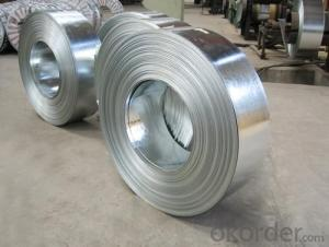 ASTM A526 Hot Dipped Galvanized Steel Coil