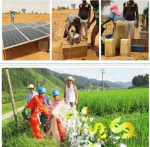 4SPS Solar Pump Products For  Easy Install Wells Prices CE Certification