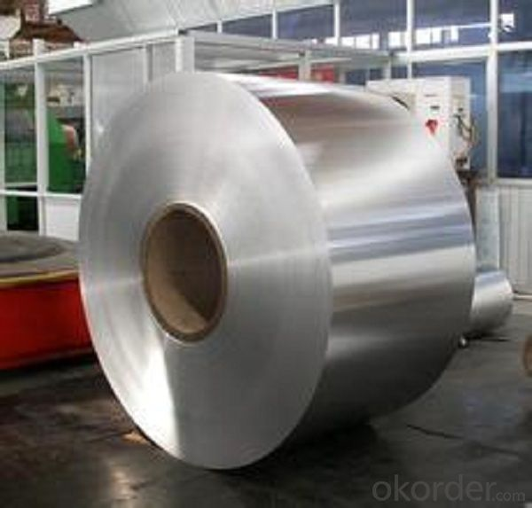Aluminum Coil 3003 H14 for Air Conditioning Condensers