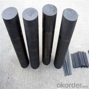 Graphite Electrode with Nipple with Good Quality Made in China