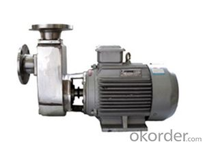 Self-Priming Horizontal Centrifugal Pump