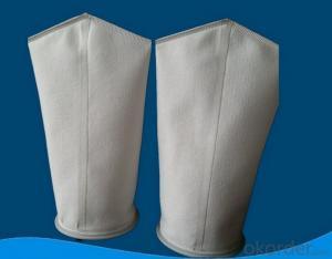 Nomal Temperature Polyester Needle Felt PET Material Filter Bag