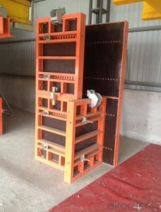 Steel Frame Formwork GK120 for Column and Slab