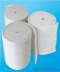 Ceramic Fiber Blanket with Low Shrinkage of High Strength Insulation