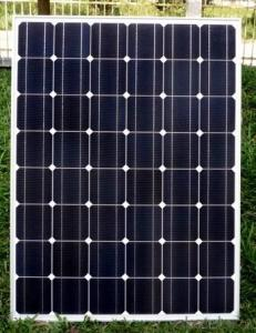 60W CNBM Monocrystalline Silicon Panel for Home Using