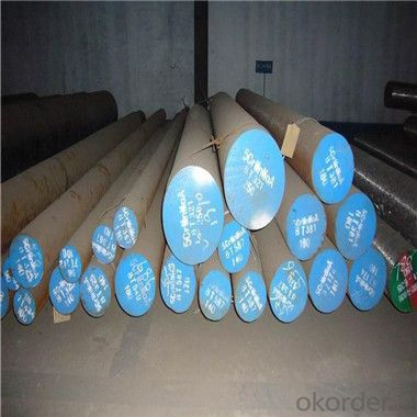 Forged Steel Round Bar SAE8620 /C45 /42CrMo4