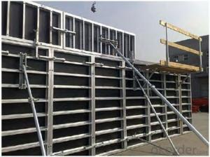Steel Frame Formwork for School Construction