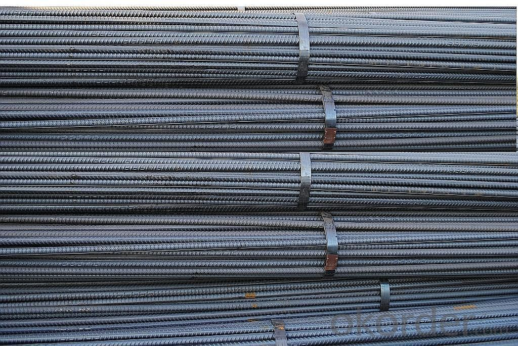 Metallic Material Steel Rebar/ Deformed Steel bar /Building Material