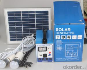500W Solar Home Solution Approved by TUV UL CE