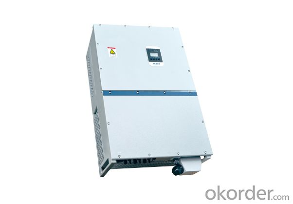 String Grid-Tied PV Inverter 30KW / 50KW / 60KW