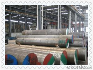 Hot Dip Galvanized Steel Round Bar