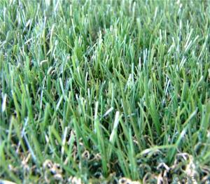 Green Turf Landscaping Artificial Grass For Villa , Home Garden