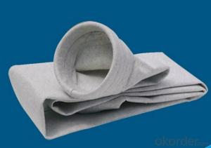 Dust Bag Fiberglass Dust Collector Filter Bag for Cement/Steel/Chemical Plant