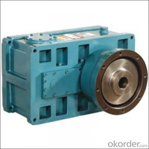 Heavy Parallel Shaft Output Gearbox for Extruder