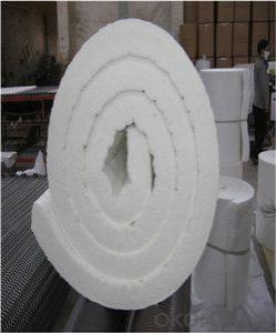 Ceramic Fiber Blanket for Liners of Industrial Furnace Aplication