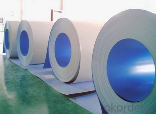 PPGI Coils Color Coated Steel Coil RAL9002 White