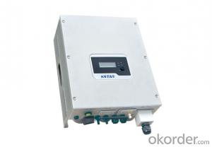 String Grid-Tied PV Inverter 3KW/3.6KW/4.2KW/5KW
