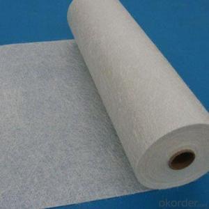 Raw materials Reinforced Fiberglass Chop Strand Mat