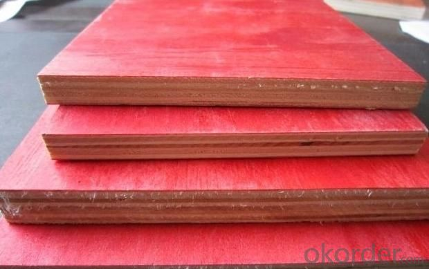 Formwork Plywood with Favorable Price used in Construction