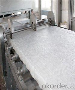 1260 NATI Ceramic Fiber Blanket Good Quality and Low Price