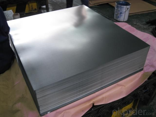DR8 DR9 BA Temper Tinplate for Metal Packaging