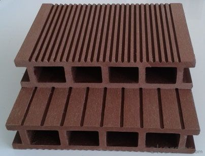 Eco Freindly Wood Plastic Composite Decking