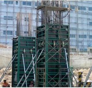 Steel Frame Formwork for High Quality Concrete Casting
