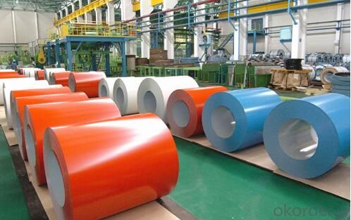 PPGI Prepainted Galvanized Steel Coil-Color Coated Aluminium Coil-Roofing Sheet
