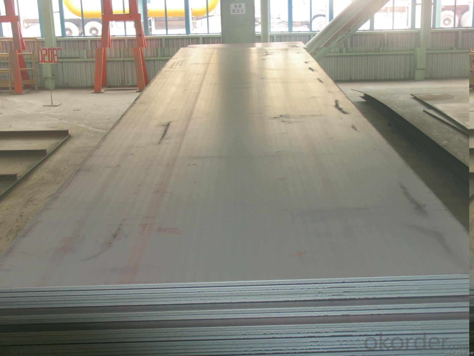Special Steel  P20Ni  Alloy Steel Plate