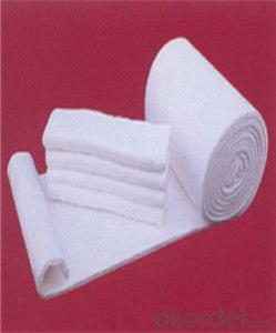1260 NATI Ceramic Fiber Blanket for Stable Quality with Cartons for Export