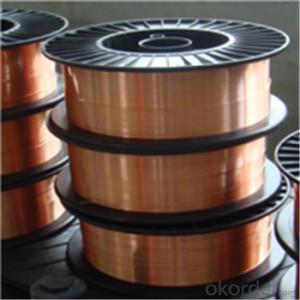 Welding Wire AWS 5.18 ER70S-6 Copper Coated High Quality