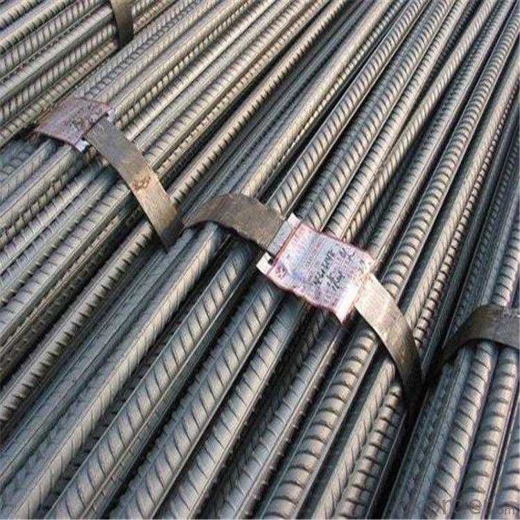 Deformed Bars BS4449 B460B for Construction