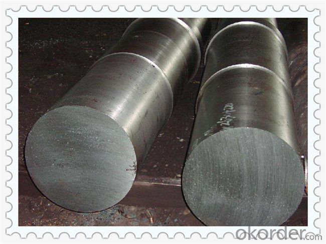 Q235 Hot Rolled Carbon Steel Round Bar