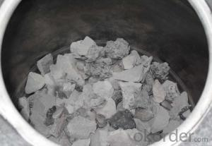 CaC2 Calcium Carbide With Industrial Grade