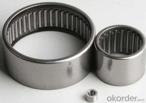 HK 3812 Drawn Cup Needle Roller Bearings HK Series High Precision